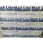 MAIL LITE WHITE BUBBLE LINED PADDED BAGS