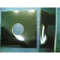 """12"""" BLACK GLOSS CARD SPINED ALBUM SLEEVES -FREEDEL"""