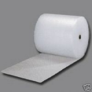 2 ROLLS OF JIFFY BUBBLE WRAP 100METRES X 300MM WIDE - FREE 24H