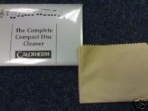 CD CALOTHERM CLEANING CLOTH