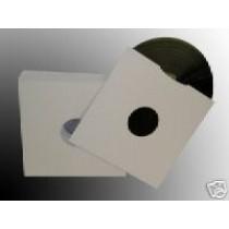 "25 12"" WHITE CARD MASTERBAG / RECORD SLEEVES"