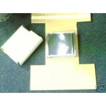 50 X CD 1 - 4 CARD MULTI MAILERS