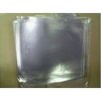 """10 X CLEAR DOUBLE GATEFOLD 12"""" PVC RECORD SLEEVES"""
